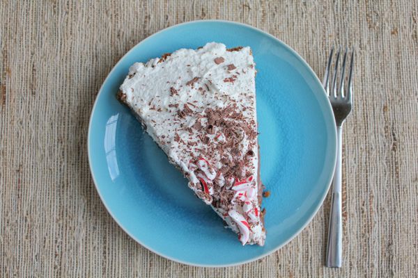Chocolate Cream Pie_slicel | HipFoodieMom.com