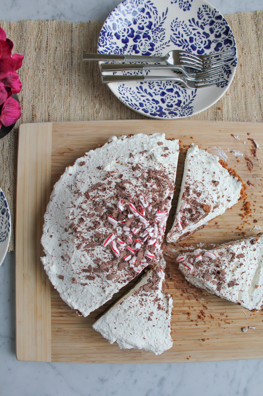 Chocolate Cream Pie_vertical | HipFoodieMom.com