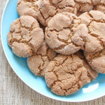 Ginger Snaps for the Great Food Blogger Cookie Swap #FBCookieSwap