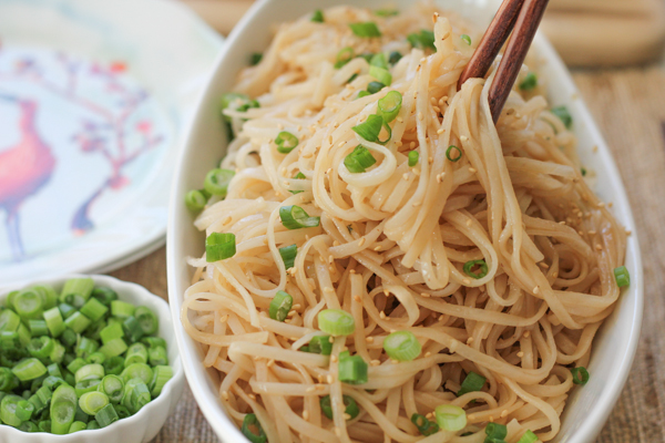Longevity Noodles for The Lunar New Year! This recipe literally takes ...