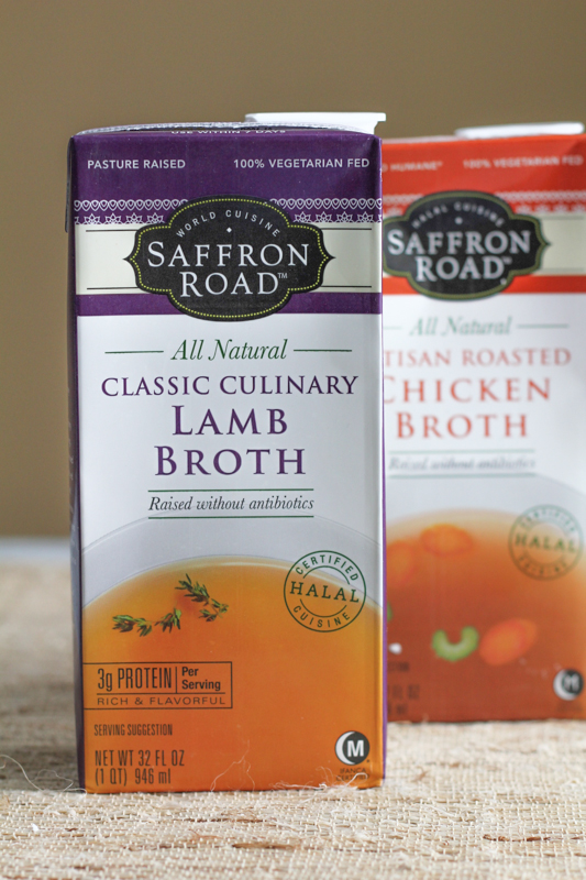 Lamb Broth
