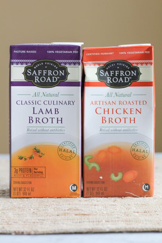 Saffron Road Broths