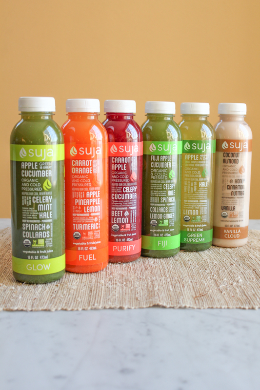 Suja Juice My 3 Day Fresh Start Cleanse A Giveaway