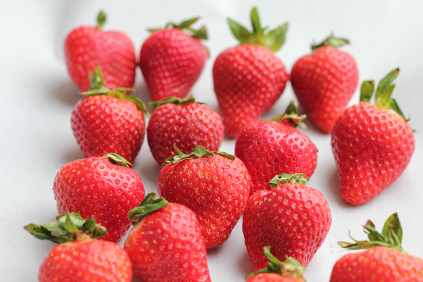 Beautiful CA Strawberries