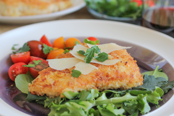 Spicy Chicken Milanese Hip Foodie Mom