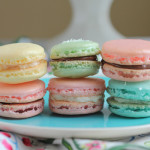 Springtime French Macarons for @DixieCrystals #SundaySupper