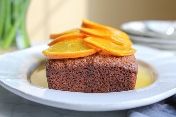 Strawberry and Orange Quick Bread with Candied Orange Marmalade_front | HipFoodieMom.com