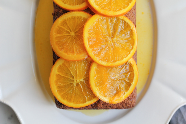 Strawberry and Orange Quick Bread with Candied Orange Marmalade_main | HipFoodieMom.com