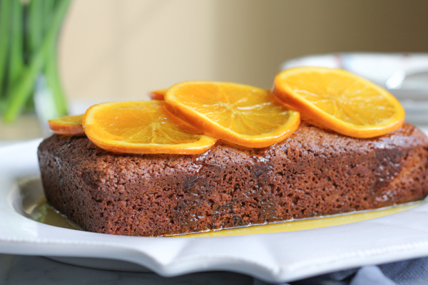 Strawberry and Orange Quick Bread with Candied Orange Marmalade_side | HipFoodieMom.com