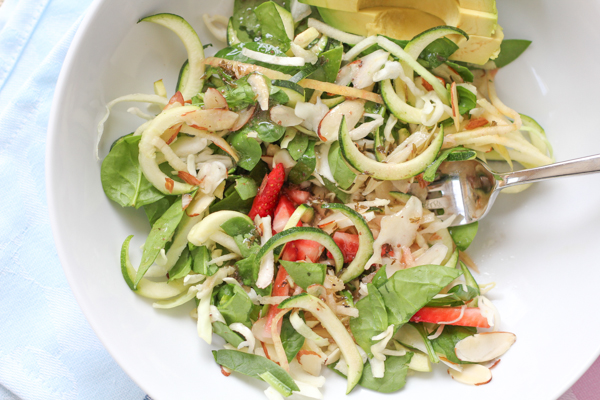 Apple-Spinach-Zucchini-Salad_mixed-HipFoodieMom.com_
