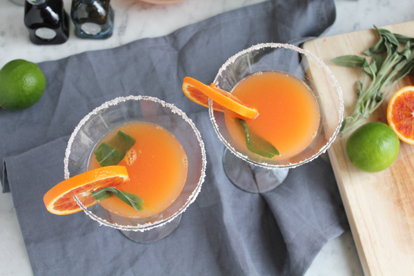 Blood Orange Margaritas_overhead