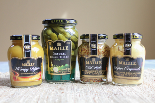 Maille Product Line Up_HipFoodieMom