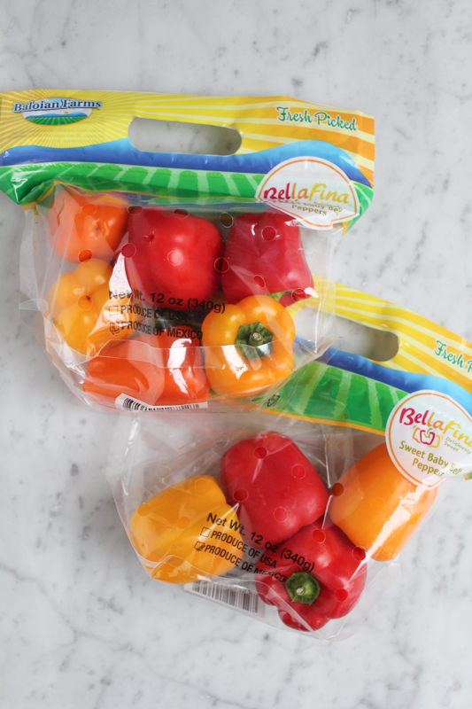 Baloian Farms Baby Bell Peppers