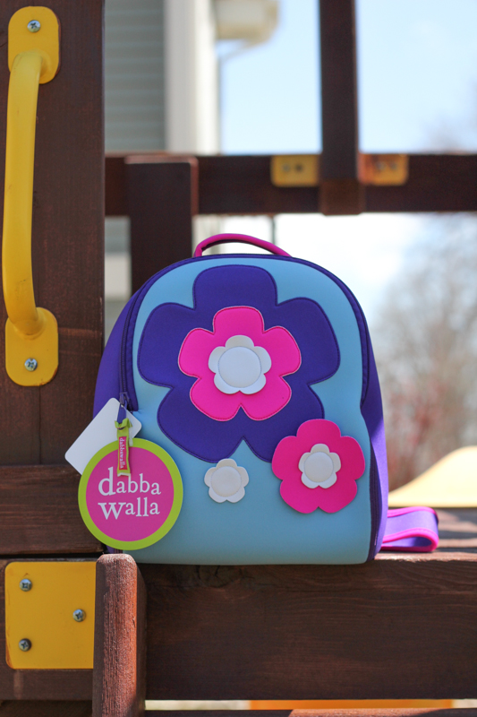 Dabba Walla_Flower Power_backpack_vertical