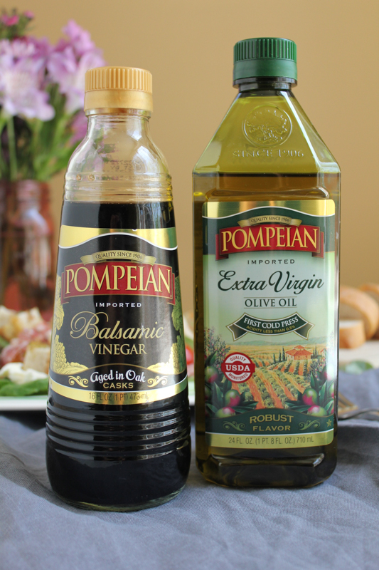 Hip Foodie Mom | Pompeian Balsamic Vinegar and Olive Oil