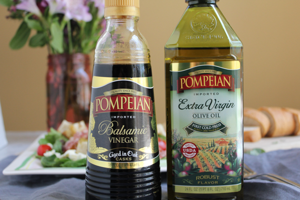 Hip Foodie Mom | Pompeian Balsamic Vinegar and Olive Oil_small