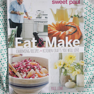 Cookbook Review: Eat and Make by Paul Lowe