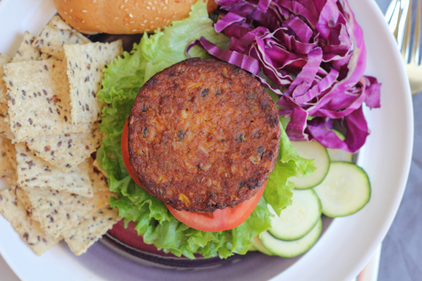 Morning Star Farms | Spicy Black Bean Burger Patty