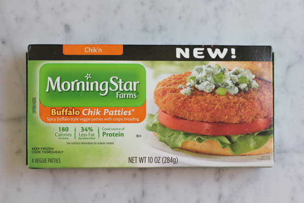 MorningStar Farms Buffalo Chik Patties