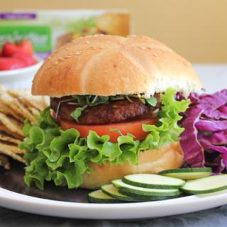 MorningStar Farms: Spicy Black Bean Burger