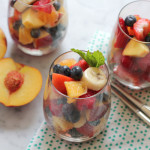 Simple Fruit Salad + A $100 Gift Card Giveaway!