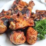 Spicy Korean Grilled Chicken