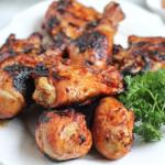 Spicy Korean Grilled Chicken