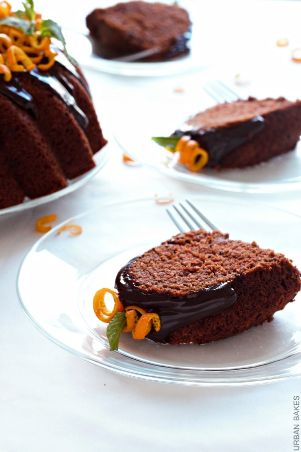 Chocolate-Orange Cake - URBAN BAKES3