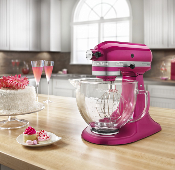 Impressive Raspberry Ice KitchenAid Mixer 600 x 583 · 250 kB · jpeg