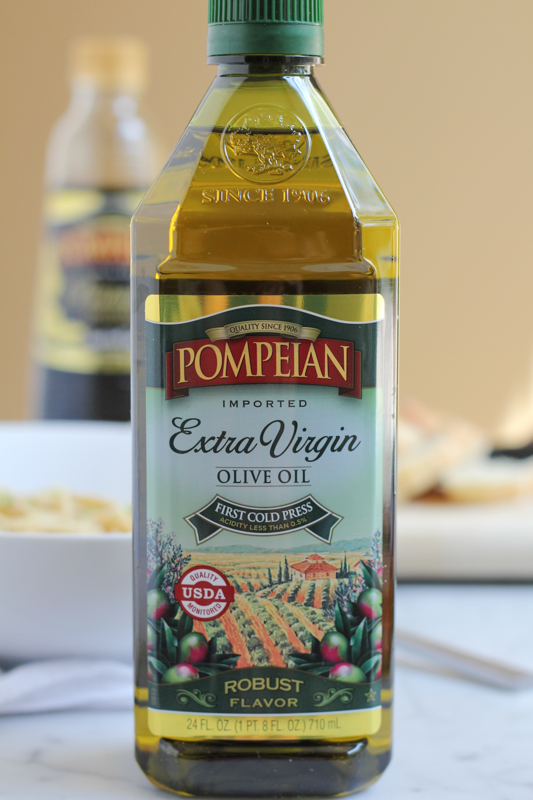 FREE Bottle of Pompeian Extra.