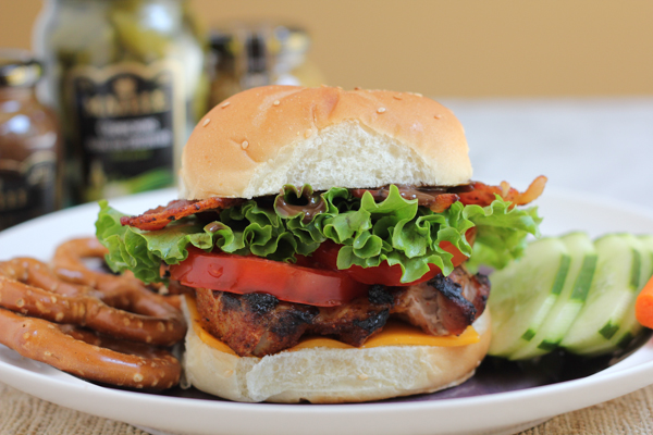 The Ultimate Chicken Sandwich_main by Hip Foodie Mom
