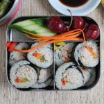 Back to School with Tuna Veggie Rolls #BumbleBee101