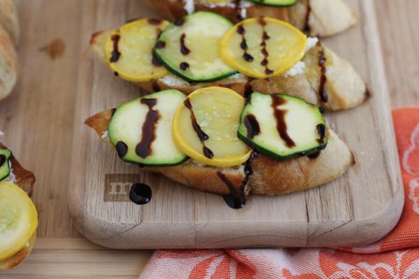 Zucchini and Summer Squash Crostini_main