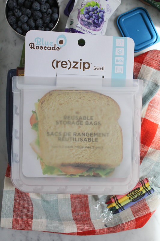 Reuseable Sandwich Bags
