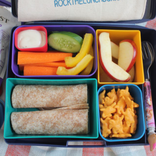 Rock The Lunchbox + A Giveaway with #TeamAnnies