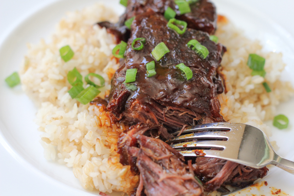 Korean Slow Cooker Beef America S Test Kitchen