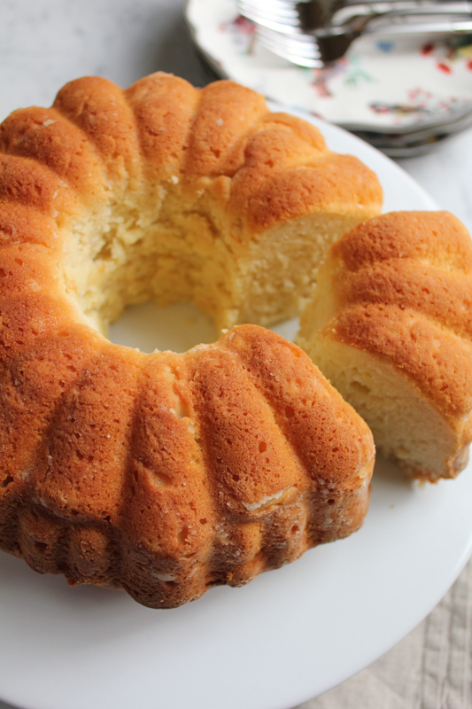 Lemon Olive Oil Yogurt Cake. . a light, moist and incredibly flavorful cake. This cake goes wonderfully with coffee!