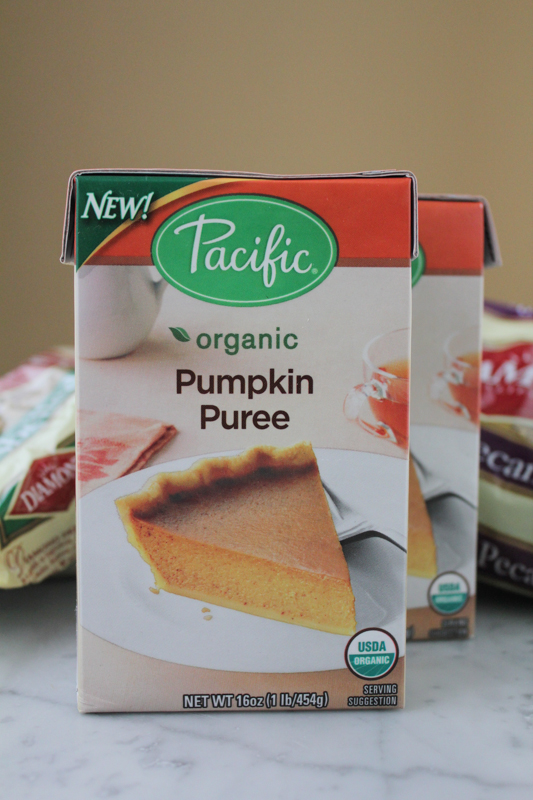 NEW! Pacific Organic Pumpkin Puree