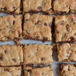 The Best Ever Blondies from Americas Test Kitchen + A Giveaway!!