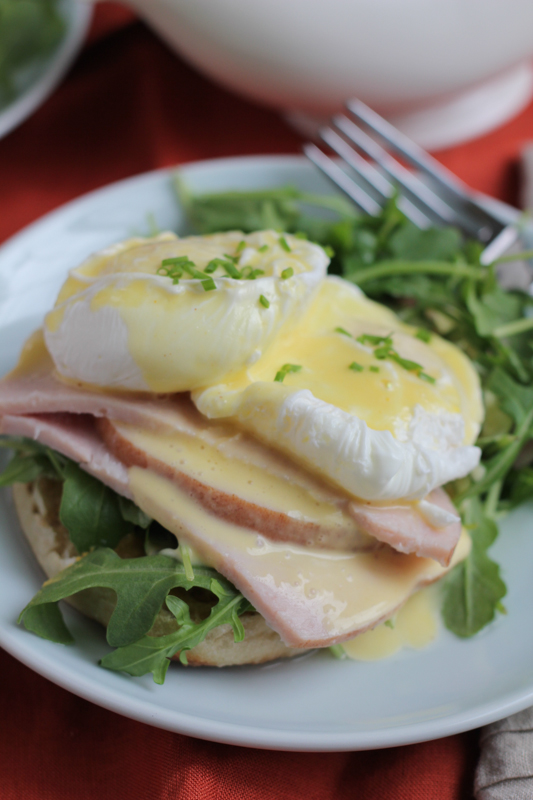 Thanksgiving Eggs Benedict Recipe — Dishmaps