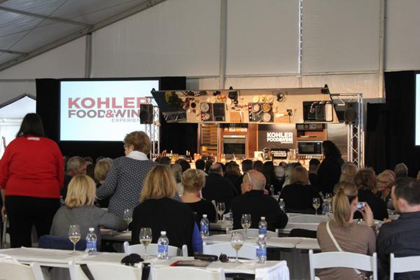 Kohler Food and Wine Main Stage