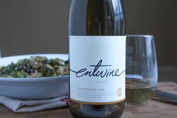 Entwine Chardonnay Wine