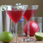 Pomegranate Cosmopolitans