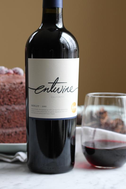 Entwine Merlot Wine