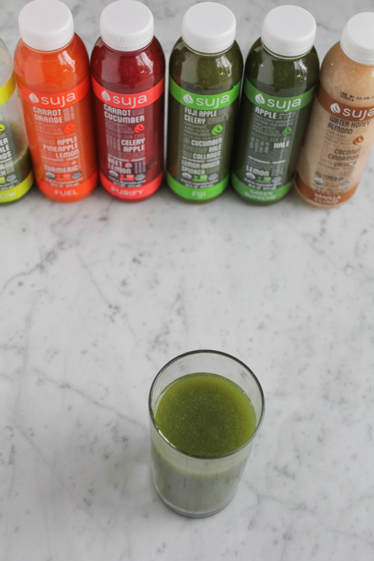 3-Day Original Suja Juice Fresh Start Juice Cleanse GIVEAWAY. Re-charge your body in the New Year! #giveaway #juicecleanse #healthy #fit #fitfluential @lovesuja