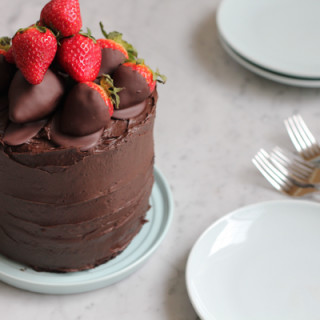 The Best Chocolate Cake. Ever.
