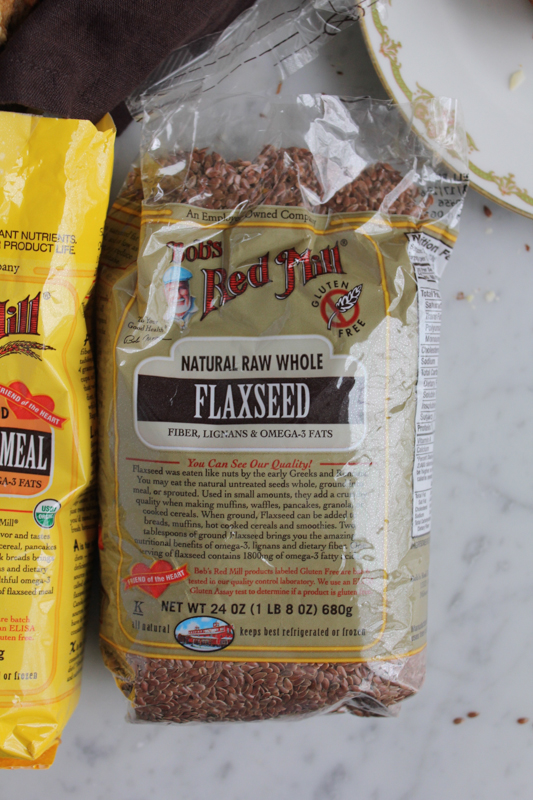 Bob's Red Mill Natural Raw Whole Flaxseeds