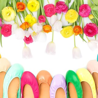 Leap into Spring with Tieks + A Giveaway!!