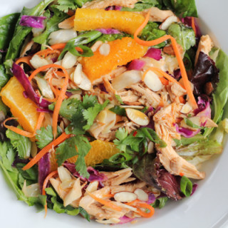 The Best Chinese Chicken Salad