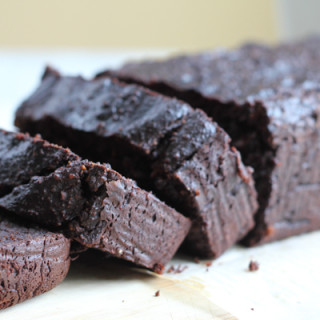 Gluten Free Chocolate Avocado Bread